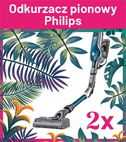 Odkurzacz pionowy Philips