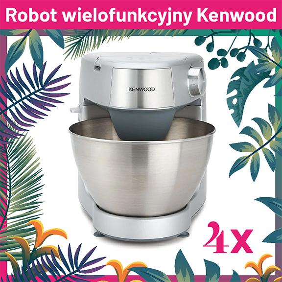Robot wielofunkcyjny Kenwood